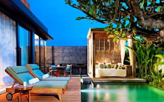 W opens in Bali - now that's what we call a retreat...