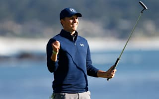 Spieth wins AT&T Pebble Beach Pro-Am