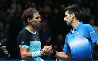 Djokovic exit an accident - Nadal
