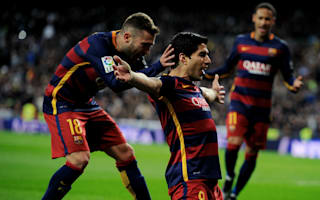 Suarez: Thrashing Real Madrid proves Barcelona can beat PSG