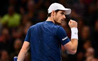 Murray adds Paris Masters title to number one ranking