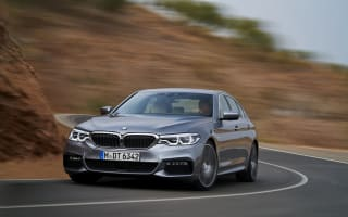 BMW reveal new 2017 5 Series