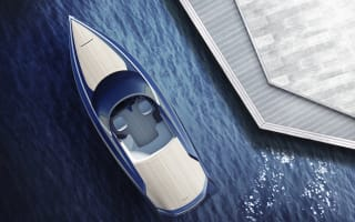 Bond takes to the waters: meet Aston Martin's powerboat