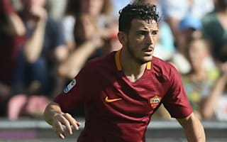 Florenzi returns to Roma training after ACL surgery