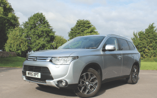 Long term report: Mitsubishi Outlander #2