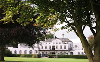 Win! A golf break for two at a country hotel in Shropshire