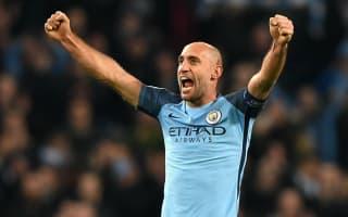 Pablo Zabaleta to leave Manchester City