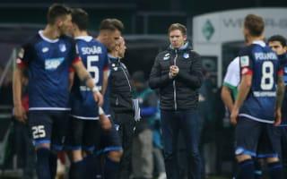 Bundesliga Review: Hoffenheim draw on Nagelsmann bow