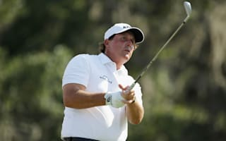 Mickelson pulls out of U.S. Open