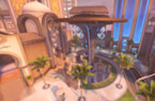 Why 'Oasis' could be the best competitive 'Overwatch' map yet