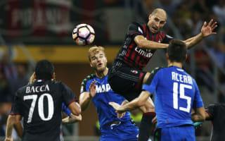 AC Milan 4 Sassuolo 3: Paletta completes incredible comeback