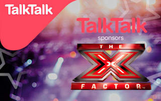 X Factor Live tickets Twitter competition terms and conditions