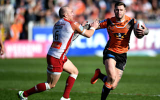 Hardaker makes permanent Tigers move