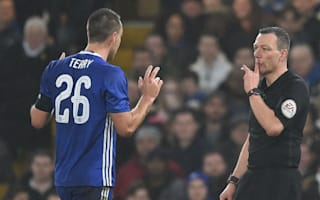 'John didn't deserve this' - Conte says Chelsea will appeal Terry red card