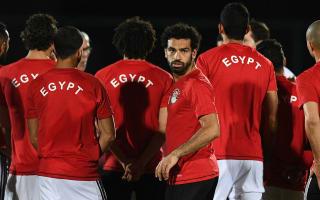 Mali v Egypt: Salah leads Pharaohs' bid for AFCON glory