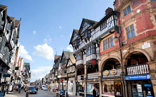 And England's prettiest city is...