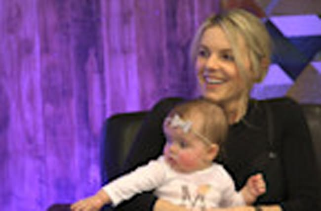 EXCLUSIVE: Ali Fedotowsky on How Motherhood Has Changed Her Life
