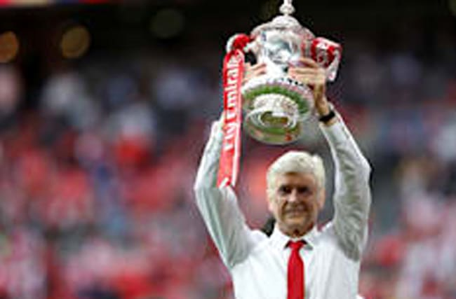 Should Wenger bow out in glory after Wembley thriller?