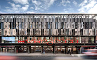 Liverpool's Everyman Theatre wins architecture prize