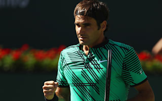 Sublime Federer claims record-equalling Indian Wells win