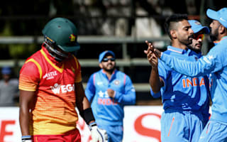 India seal series win following spectacular Zimbabwe collapse