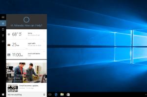 Cortana no quiere saber nada de Google