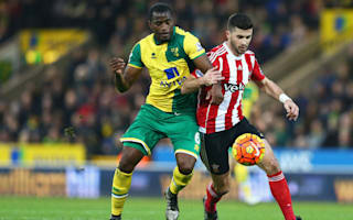 Norwich City 1 Southampton 0: Tettey makes Saints pay for Wanyama red