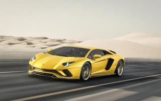 Lamborghini Aventador facelifted with 730bhp 'S' model