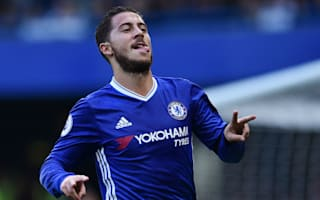 Hazard relishing Conte's 3-4-3 system at Chelsea