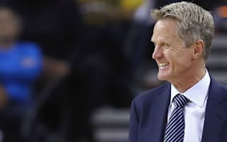 Kerr jokes about benching Thompson after 60-point burst