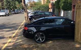 Fined £110 a day - for parking on their own drive