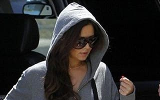 Stars arrive at Cannes Festival - and Cheryl's in a tracksuit