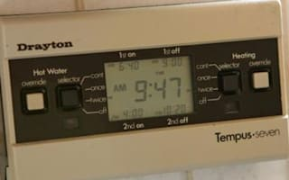 70% of homes 'cut back on heating'