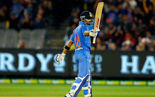 Kohli key in India's series-clinching victory