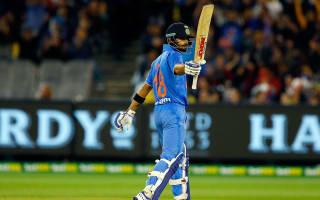Kohli key in India's series-clinching victory