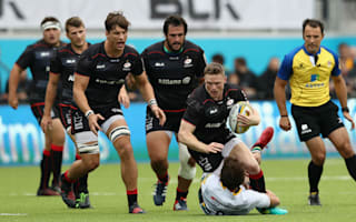 Saracens not appealing Ashton's 13-week ban for biting