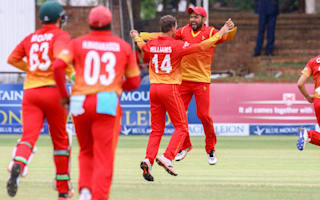 Zimbabwe into tri-series final after rain wipes out West Indies