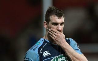 Warburton injured as valiant Blues deny Ulster