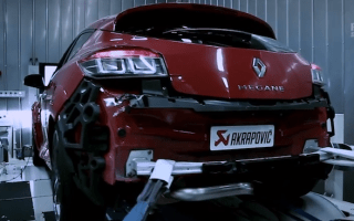 Video: Renault further teases Nurburgring record Megane