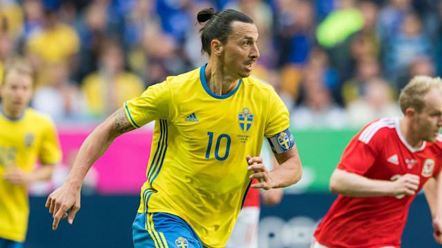 Sweden play out 1-1 draw against Republic of Ireland in Euro