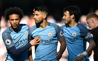 Manchester City 3 Hull City 1: Guardiola's men bring up century with convincing win