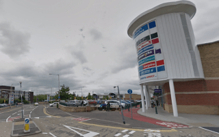 Pensioner couple hit with £50 fine trying to leave car park
