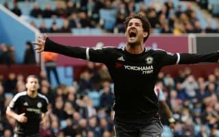 Aston Villa 0 Chelsea 4: Pato and Pedro heap misery on Villa