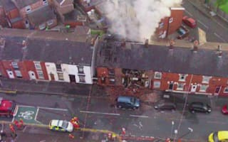 Three seriously injured as house collapses in blast