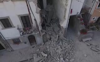 The three Britons killed in the Italian earthquake have been named