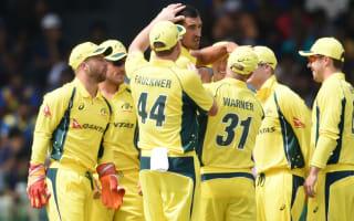 Starc reaches ODI landmark in comfortable Australia win