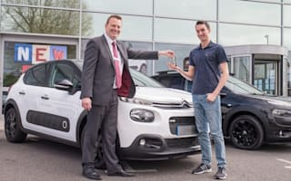 'Our' new Citroen C3 gets the full dealership experience