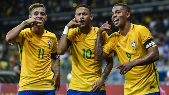 Neymar: Coutinho would be a great fit for Barcelona