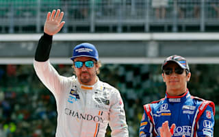 Alonso named Indy 500 Rookie of the Year