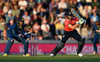 Sensational Buttler sees England home